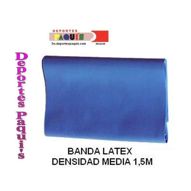 BANDAS LATEX