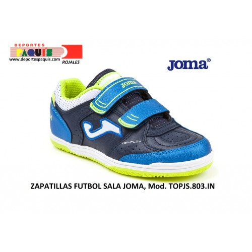 ZAPATILLAS JR. FUTBOL SALA JOMA