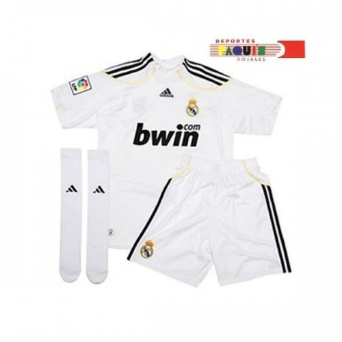CONJUNTO JR REAL MADRID