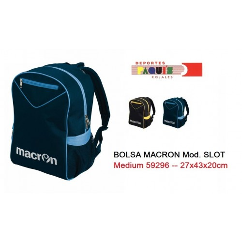 MOCHILA SLOT MEDIUM